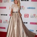 Best Dressed at the TV Week Logies, carrie bickmore, paola sebastian