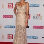 Best Dressed at the TV Week Logies, kassandra clementi