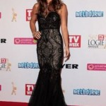 Best Dressed at the TV Week Logies, Natalie Gruzlewski