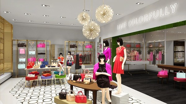 Kate Spade Store Opens In Melbourne