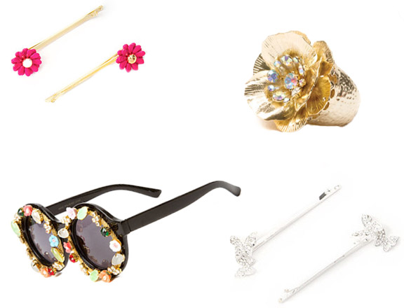 Katy Perry's Wildflower Collection For Claire's