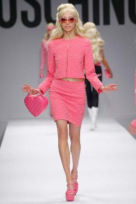 Spring Colour Trend: Shades Of Pink