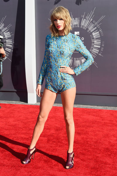 Taylor Swift Style Icon