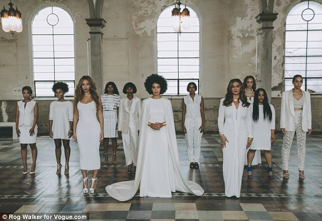 Solange Knowles Wedding Photos