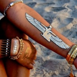 Trend Talk: Flash Tattoos