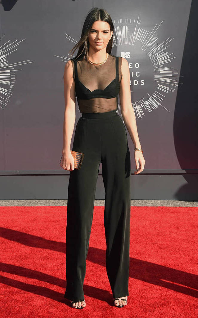 Kendall Jenner, Red Carpet, Best Dressed, Steal Her Style, MTV, Model
