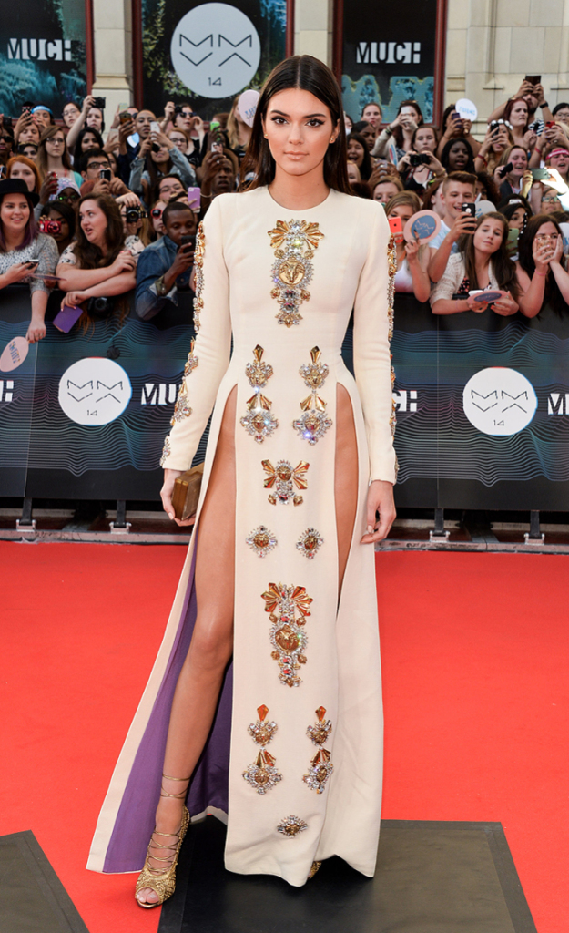 Kendall Jenner, Red Carpet, Steal Her Style, Best Dressed, Model