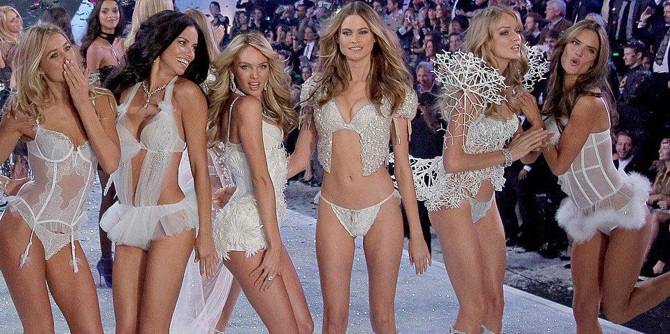 Victorias Secret, Victorias Secret Fashion Show, Victorias Secret models, supermodels, runway