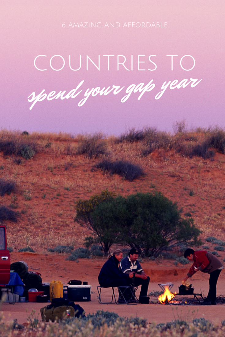 Gap year, Travel, solo travel