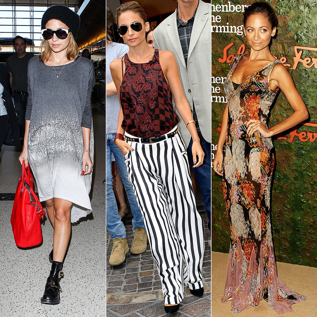 Steal Her Style Nicole Richie Style Etcetera