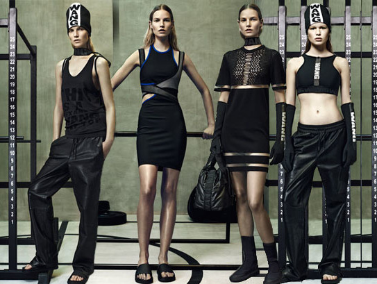 H and M, Alexander Wang, fashion collaboration, 2014 Best Style Moments,