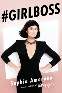 girlboss, Sophie Amoruso, Nasty Gal, Summer Fashion Reading List, Books
