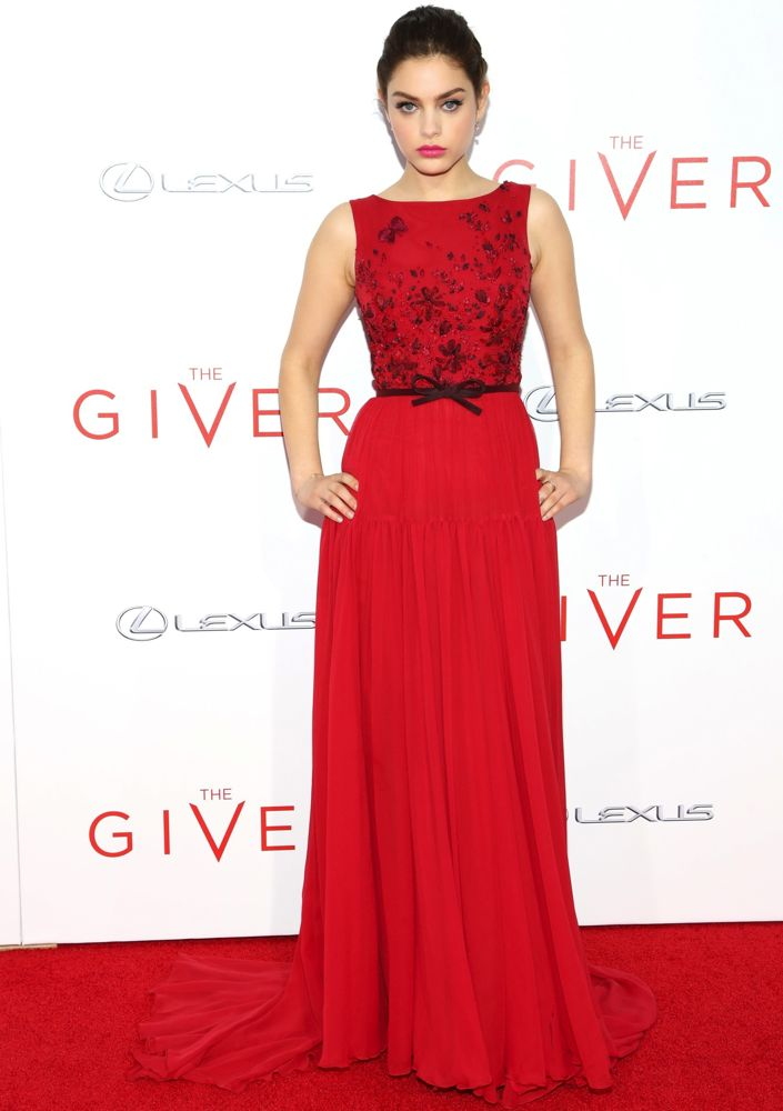 Odeya Rush, The Giver, Fashion Faces To Watch 2015, New Fashion Faces, Next Big Thing