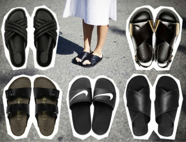 Summer Shoe, Slides, Birkenstock, Sandal, On-trend, fashionable feet