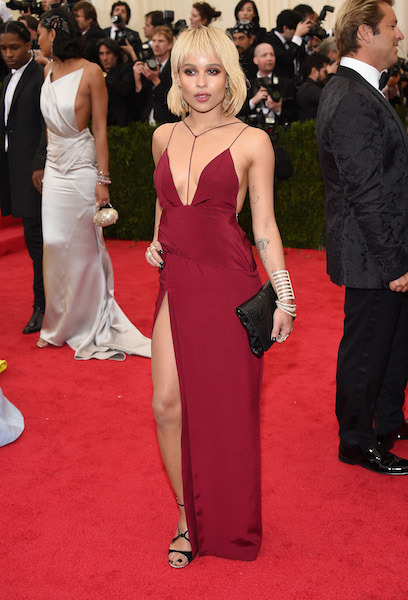 Zoe Kravitz, Fashion Face To Watch, Best Dressed, Topshop, Face Of 2015