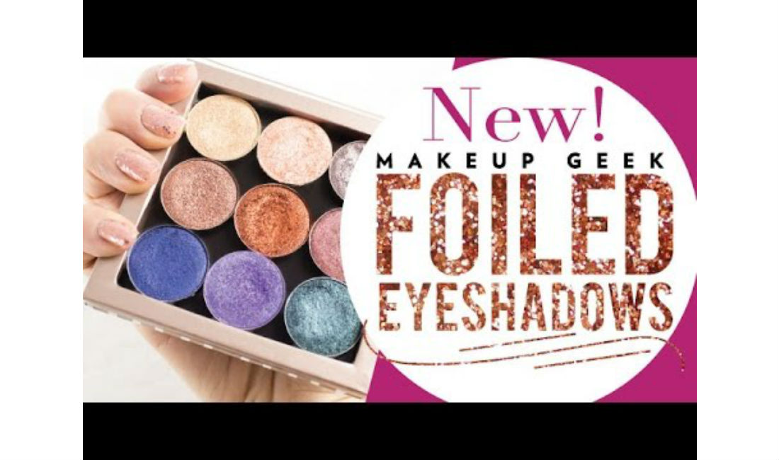 marlena stell, foiled eyeshadows, makeup geek, makeup, must have