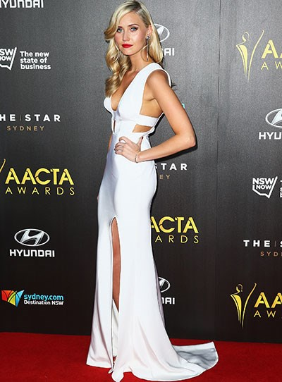best dressed at the aacta awards