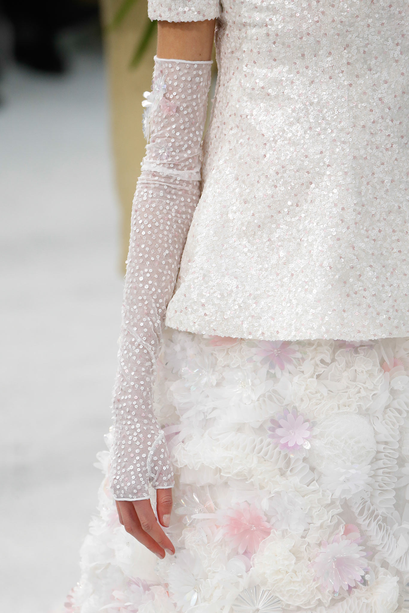 chanel haute couture spring/summer 2015 collection