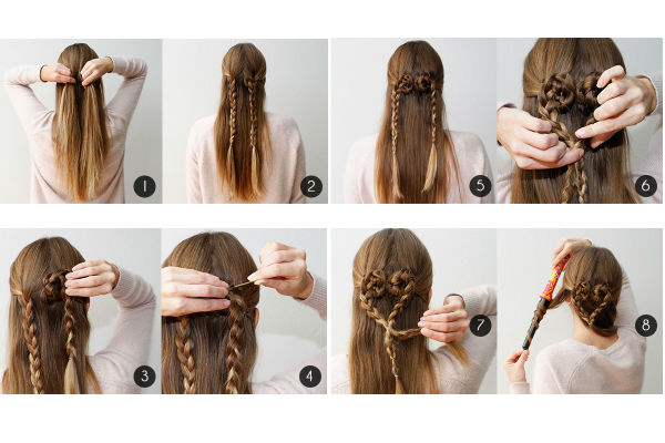 Valentines Hairstyles: Romantic Hairstyles For Valentine's Day