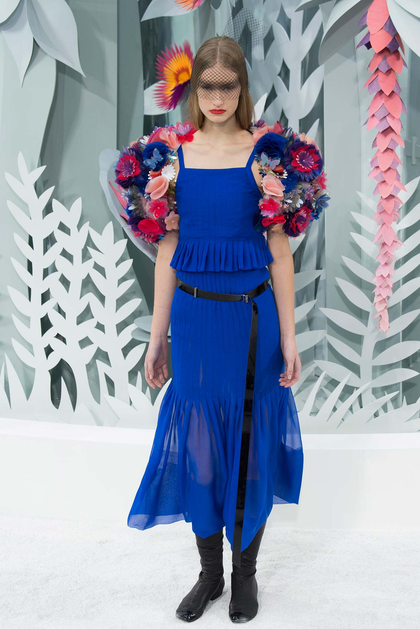 Haute Couture 2015 Of Chanel Haute Couture Spring Summer 2015 Collection Style
