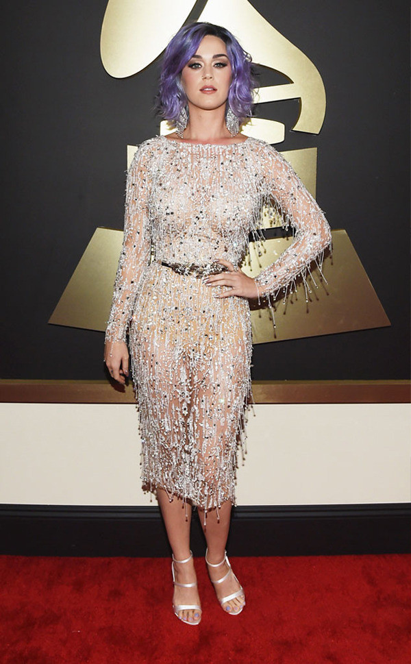 Grammys, Red Carpet, Best Dressed, Celebrities, Popstar, Katy Perry