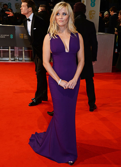 2015 BAFTA Awards red carpet