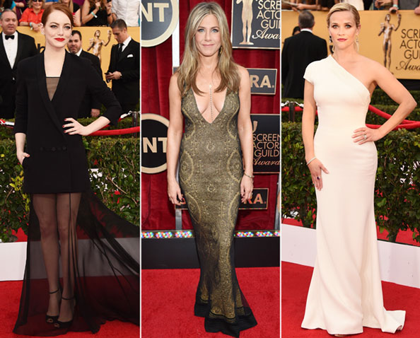 SAG Awards, Red Carpet, Best Dressed, Screen Actors Guild Awards, Celebrities, A-listers