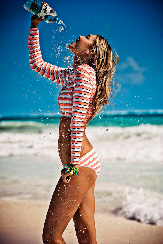 Gigi Hadid, Seafolly, Campaign, Swimwear, It-Girl