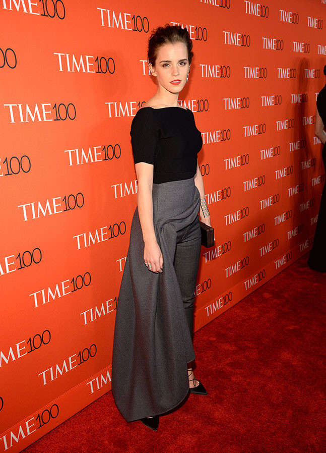 time100 red carpet