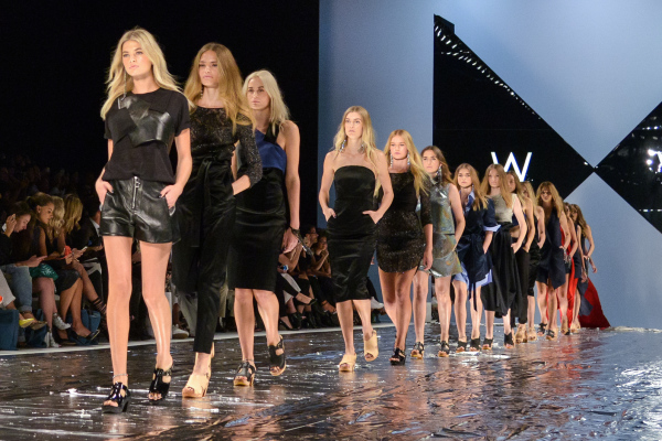 watson x watson, MBFWA, Fashion Week Sydney