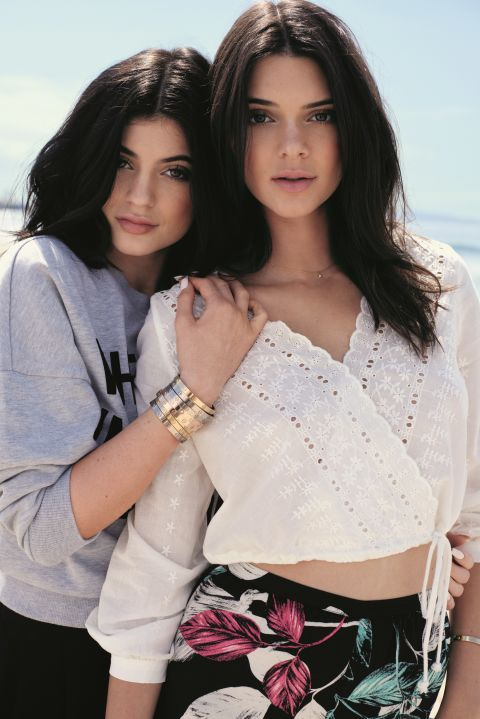 kendall and kylie for topshop