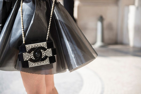 street style from paris haute couture fashion week
