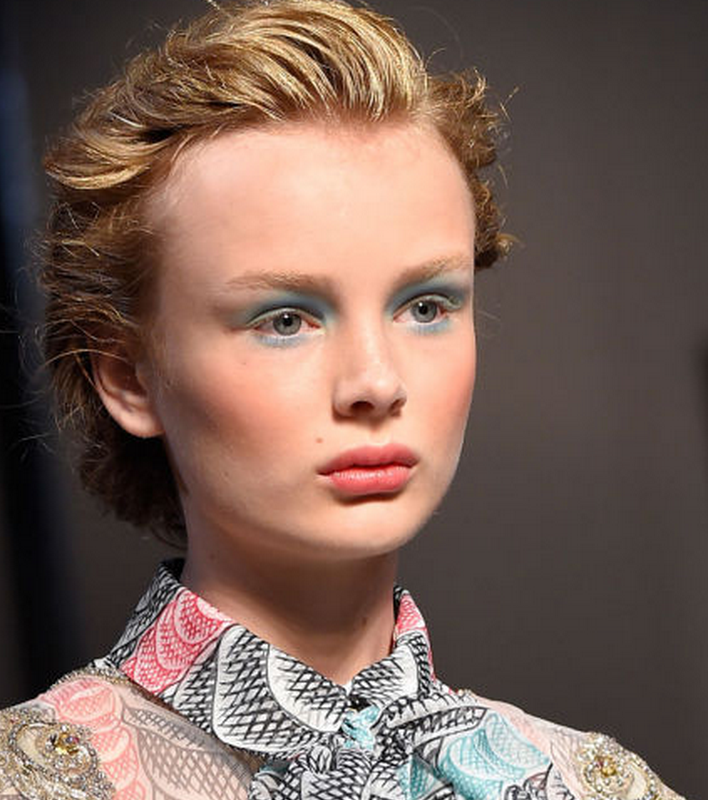 beauty trends from haute couture fashion week