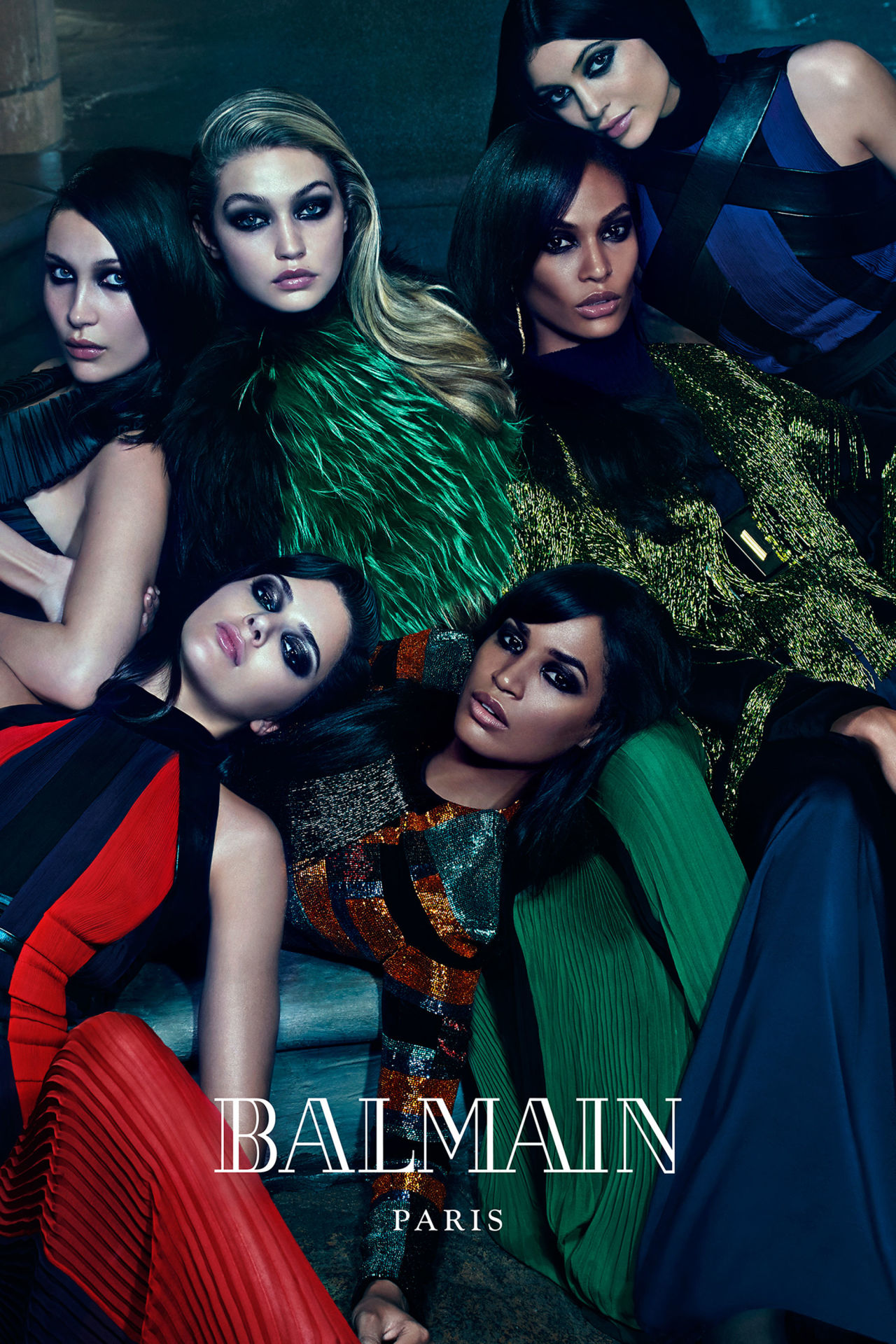 balmain siblings campaign