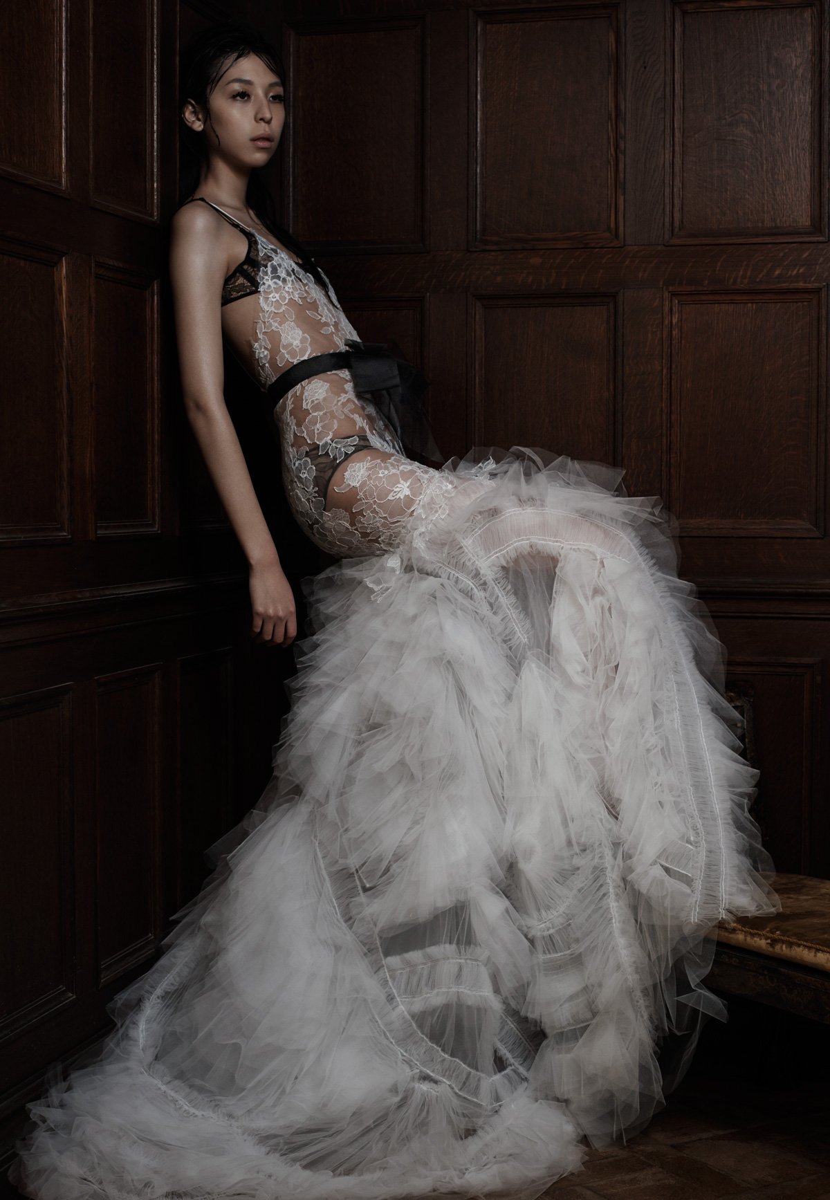 Ethereal Designs From Vera Wang Spring 2016 style etcetera