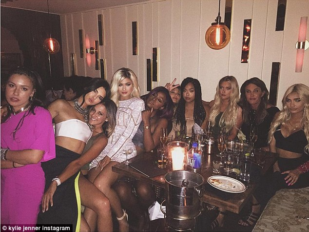 kylie jenner, birthday party, los angeles, montreal, mexico