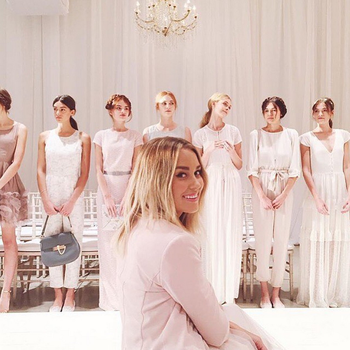 lc runway, ready to wear, spring 2016, nyfw, lauren conrad