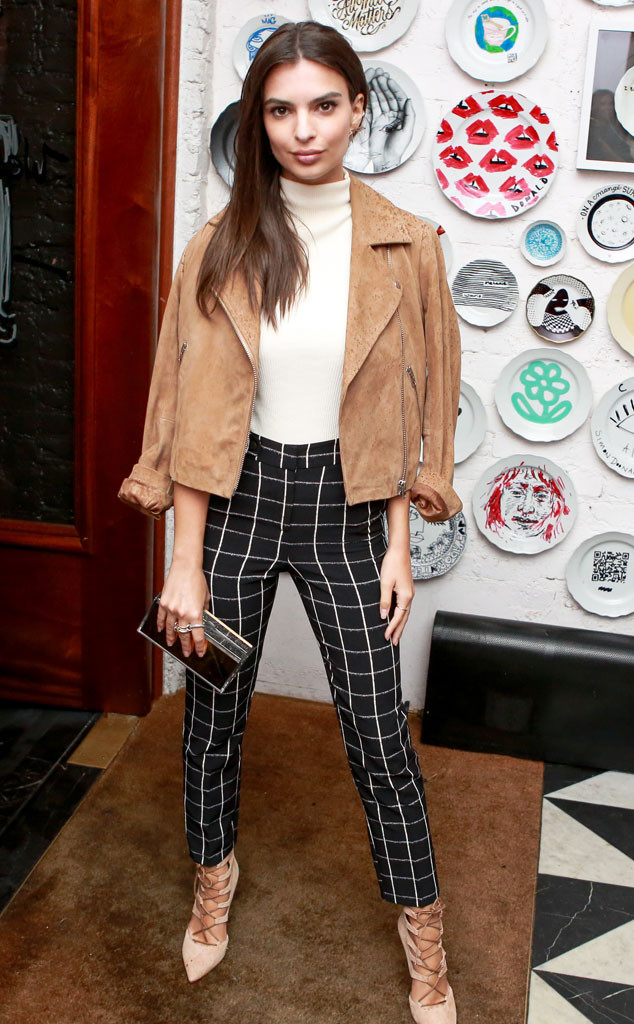 Celebrity Style At New York Fashion Week Style Etcetera