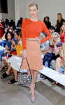 celebrity style at new york fashion week