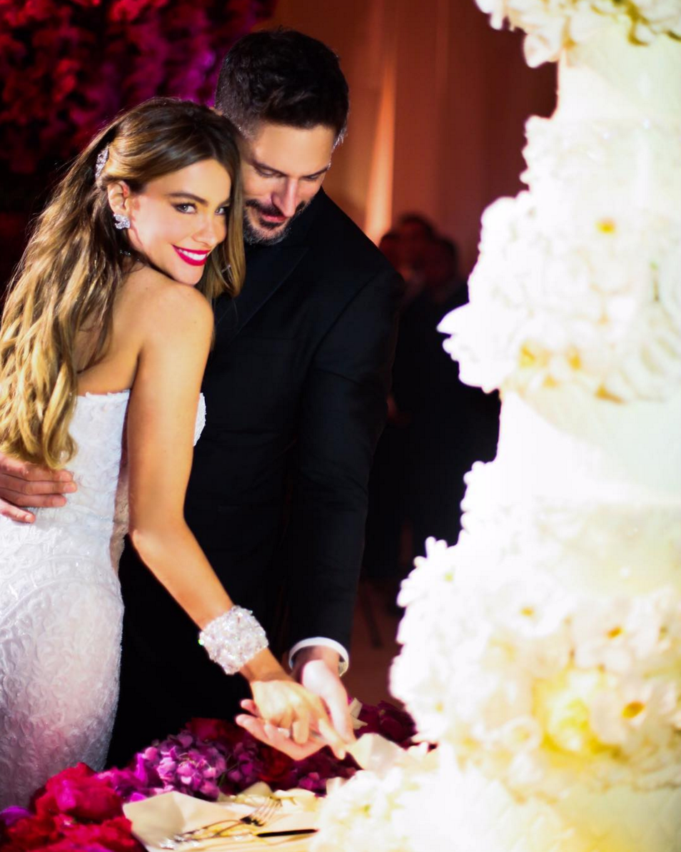 Sofia Vergara\'s Wedding Is Just #Goals - style etcetera