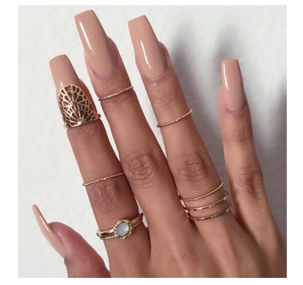 Sns Nail Trends