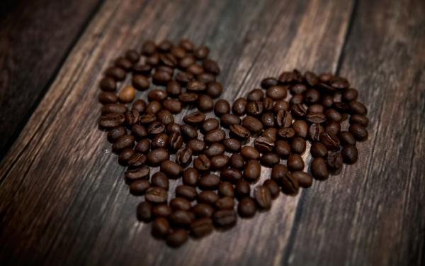 Coffee heart, coffee beans, coffee, energy, asapscience