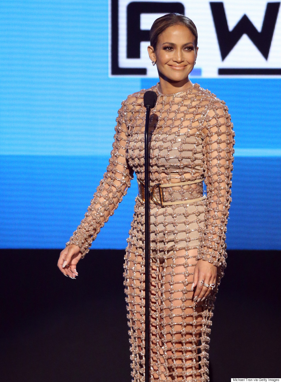 Every Outfit Jennifer Lopez Wore To The 2015 American