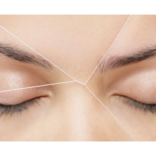 The Benefits Of Eyebrow Threading Style Etcetera