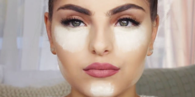 how to make concealer not look dry