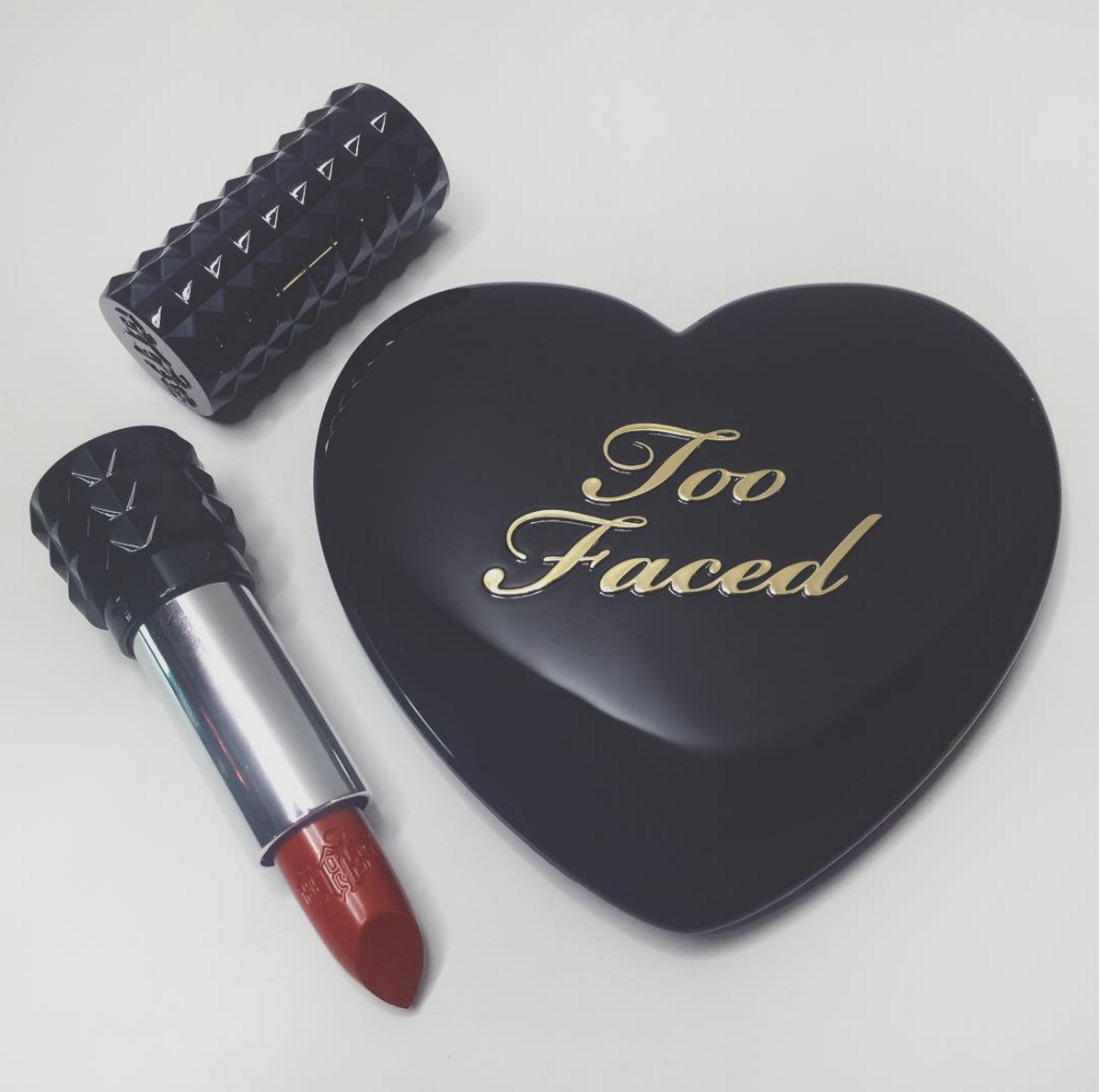kat von d x too faced