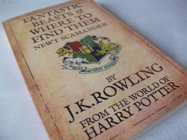 Fantastic Beasts, JK Rowling, Warner Bros