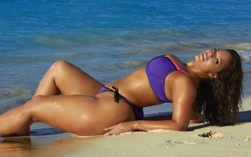 ashley graham for sports illustrated