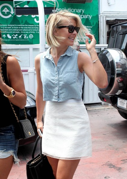 Celeb style inspiration: Julianne Hough