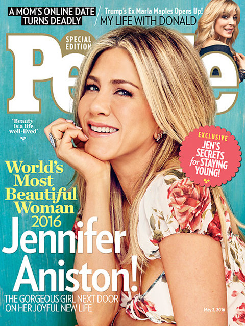 Jennifer Aniston is the World's Most Beautiful Woman, jennifer aniston, people magazine, most beautiful, red carpet, moments